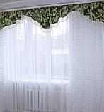 Ламбрекен №89 из плотной ткани на карниз 2,5-3м.  Код: 089л127 (А), фото 2