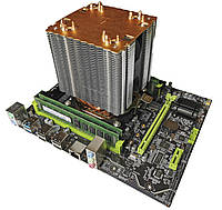 Комплект X79 2.82A + Xeon E5-2689 + 8 GB RAM + Кулер, LGA 2011