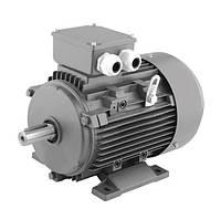 Промышленый электродвигатель 3 фазный Sprut  5,5 кВт