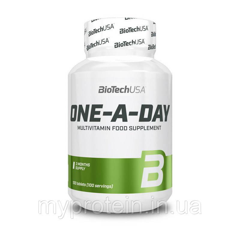BioTech Витамины и минералы ван е дей One a Day (100 caps)
