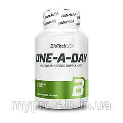 BioTech Витамины и минералы ван е дей One a Day  (100 tab )