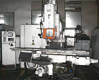 Вертикально-фрезерный станок ГФ2171С5 (400х1600) с ЧПУ 2С42-65, 1989 г. в., фото 1