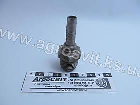 """Штуцер AGJ 7/8""""-14  (под шланг dу=10 мм.)"""