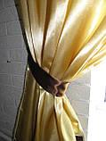 Комплект шторы атласные шторки  е080, фото 2