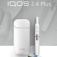 IQOS 2.4 Plus White - Система нагревания табака (Палочки для чистки в комплекте)