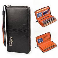 Мужское портмоне-клатч Baellerry Leather