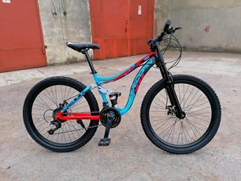 Велосипед Unicorn Shark 26 железо