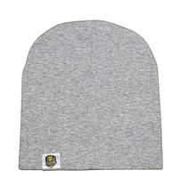 2-х слойные шапки Варе светло серый
