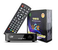 TV тюнер U2C приемник приставка для цифрового ТВ / Т2 тюнер