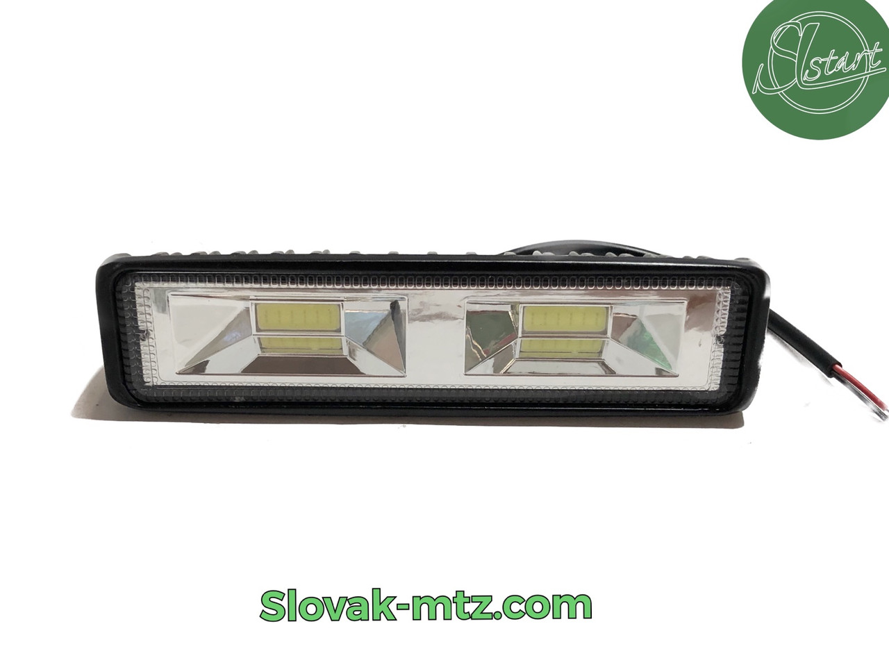 Светодиодная LED фара 20Вт  (светодиоды 2w x10шт) Широкий луч