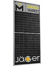 Монокристаллическая солнечная батарея Risen RSM156-6-430M JaGer (430 Вт, 9ВВ)