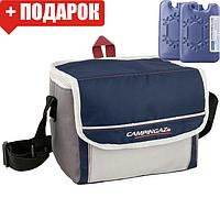 Термосумка Campingaz Fold'N Cool CL 10L Dark Blue (сумка-холодильник, изотермическая сумка)