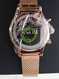 Часы наручные мужские Hugo Boss Companion Black Face Gold Chronograph Mens Watch HB 1513548, фото 6