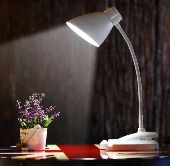 Аккумуляторная настольная LED лампа Remax RT-E500 Белая