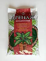 Керамзит Крупний - дренаж для квітів, пакет 2 л