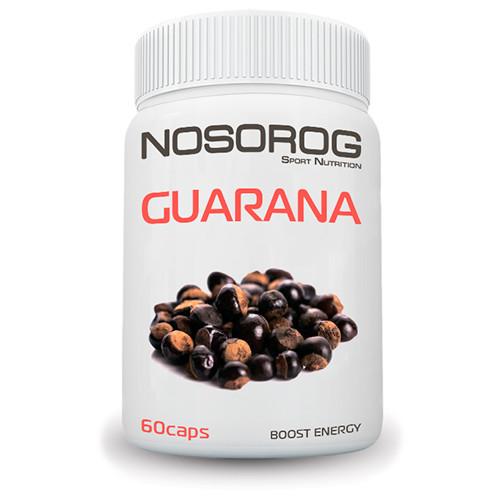 Nosorog Guarana, 60 капсул
