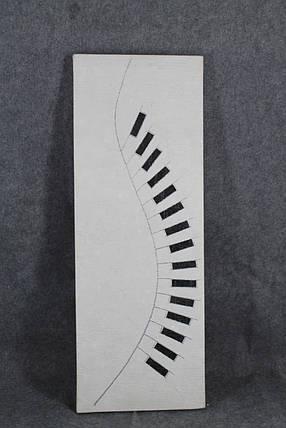 """Керамогранитный электрообогреватель UDEN-S """"Пиано"""" 450Вт 985х350х30мм КМ5dАКFSpi813, фото 2"""