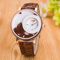 Часы женские Кей 104-5 шоколад, наручные часы, женские часы, мужские часы