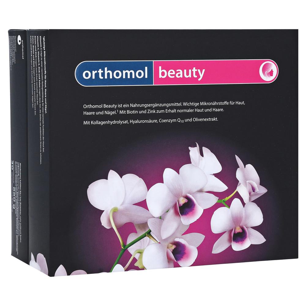 Orthomol Beauty, Ортомол Б'юті 30 днів (питні пляшечки)