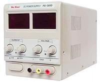 Лабораторный блок питания YaXun 305D 30V 5A цифровая индикация, фото 1