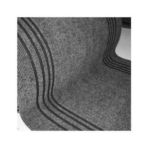 Дорожка Sintelon Staze Urb 702 серый ширина 1.2 м, фото 2