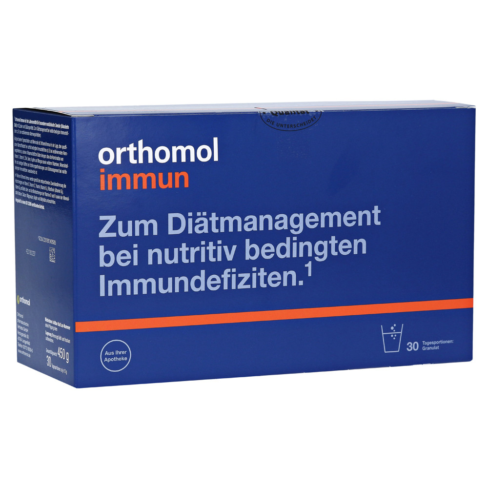 Orthomol Immun, Ортомол Иммун 30 дней (порошок)