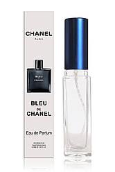 Мини-парфюм мужской Chanel Bleu de Chanel, 20 ml.