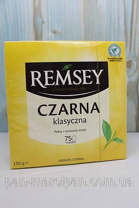 Чай пакетований Remsey Black Tea Klasyczna 75шт
