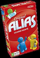 Настольная игра Алиас. Дорожный (Элиас. Alias Original)