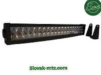 Светодиодная LED Балка (55см) 120Вт  (светодиоды 3w x40шт) Линзованые диоды