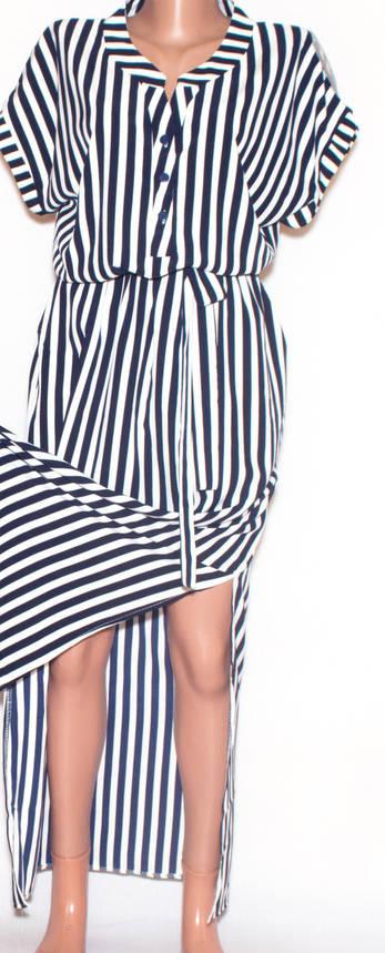 Молодежное женское платье в пол (46-52), фото 2