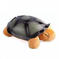 Музыкальная черепаха проектор ночного неба MHZ Бежевый 000796, КОД: 1766021