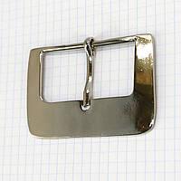 Пряжка 56 мм никель для сумок t4746 (3 шт.), фото 1