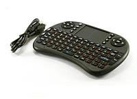Беспроводная клавиатура с тачпадом Rii mini i8 Riitek 2.4GHZ RUS Черный 004060, КОД: 1765919