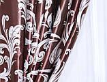 """Комплект из ткани """"Блэкаут"""" Код 098лш196(А), фото 5"""
