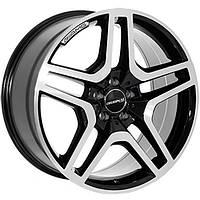 Литые диски Replica Mercedes (BK852) R19 W8.5 PCD5x112 ET45 DIA66.6 (BP)