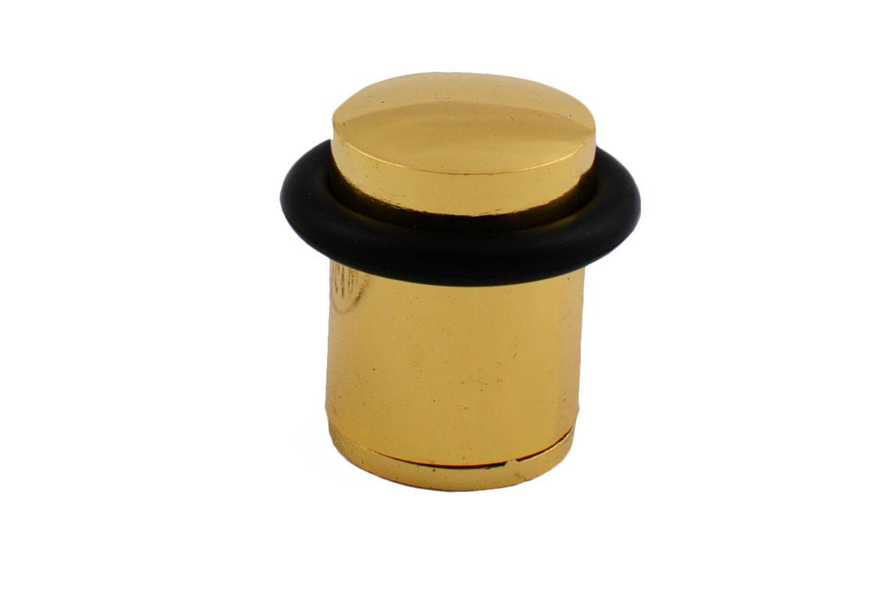 Упор дверной FZB - бочка 40 мм, SN (сатин)