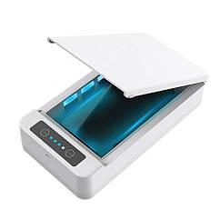 Стерилизатор для телефона UV hubdJui73904, КОД: 1669152