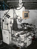 Вертикально-фрезерный 6Р12 (стол 320х1250), 1981 г. в.