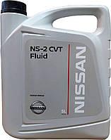 Трансмісійне масло Nissan CVT Fluid NS-2 5л, фото 1