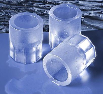 Форма для ледяных рюмок, Оригинальные подарки