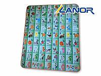 Детский двухсторонний коврик EPE Baby Play Mat 150x180x1см