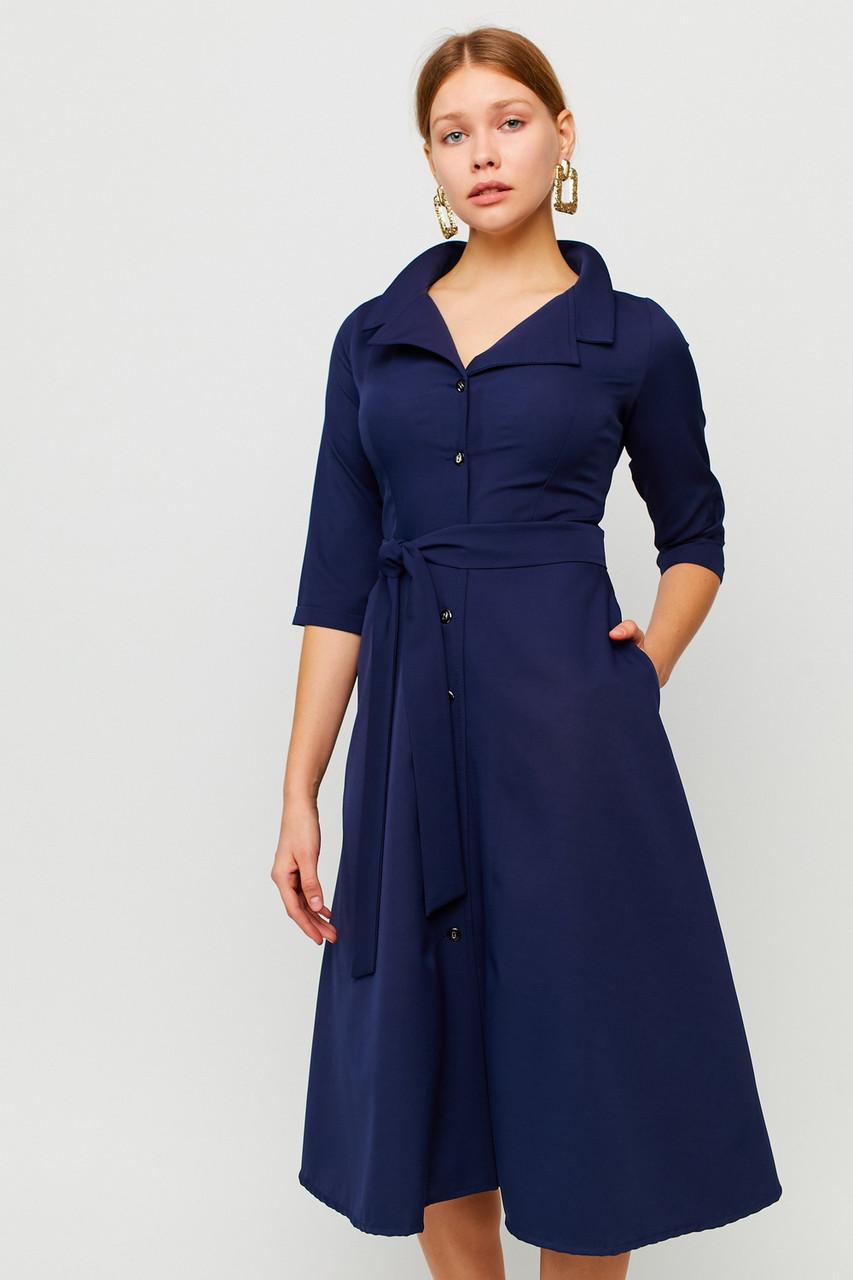 S   Вишукане класичне жіноче плаття Premium