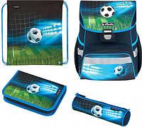 Ранец ортопедический Herlitz LOOP Plus  Soccer  (50025756), фото 1