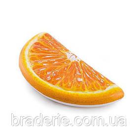Надувной матрас Intex 58763 Апельсин
