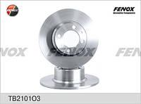 FENOX - Гальмівні диски   ВАЗ 2101 (TB2101O3)