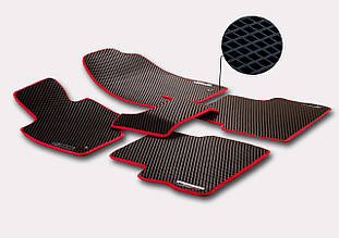 "EVA коврики в салон Infiniti QX80(2014-), комплект ""Стандарт"""