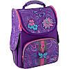Рюкзак шкільний ортопедичний каркасний Kite Education Flowery K20-501S-6