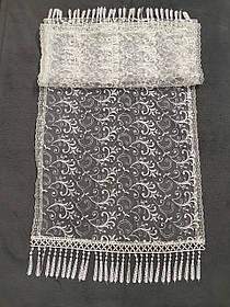 Венчальный шарф для невесты Ks45