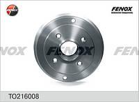 FENOX - Гальмівні барабани   Logan 7700419824 (TO216008)